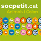 Animals i colors, un nou joc a Socpetit.cat!