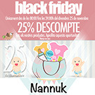 Arriba el Black Friday a Nannuk!