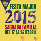 Festa Major del barri de la Sagrada Fam�lia