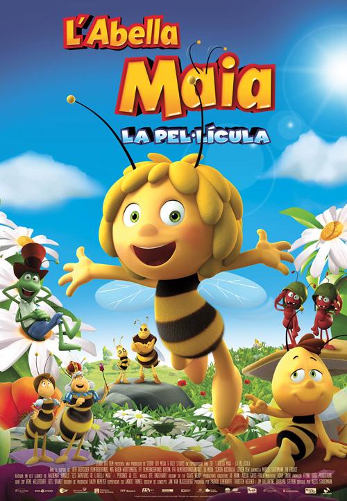 L'Abella Maia arriba als cinemes!