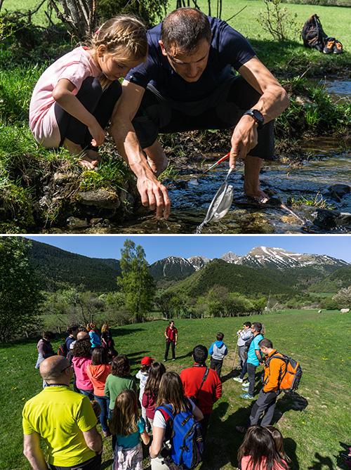 Estades d'estiu i activitats a l'agost, a MónNatura Pirineus!