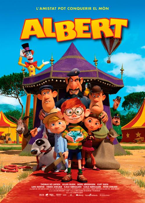 'Albert', als cinemes