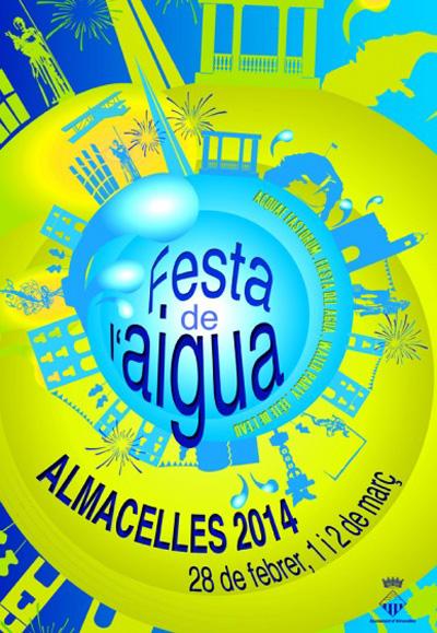 Festa de l'Aigua a Almacelles