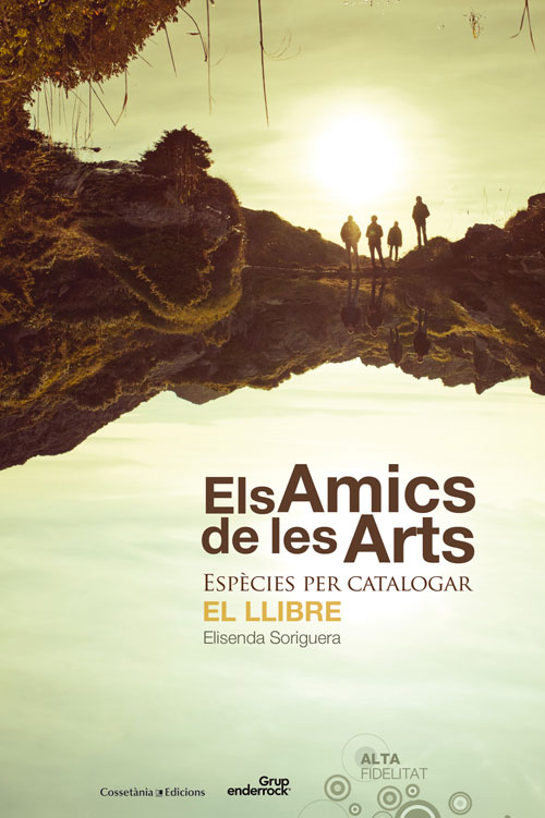 Els Amics de les Arts, espècies per catalogar (El llibre)