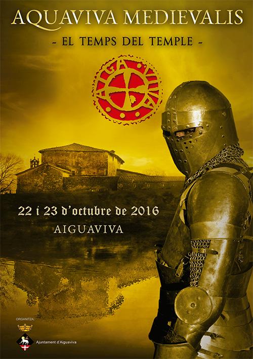 Festa dels Templers 'Aquaviva Medievalis'