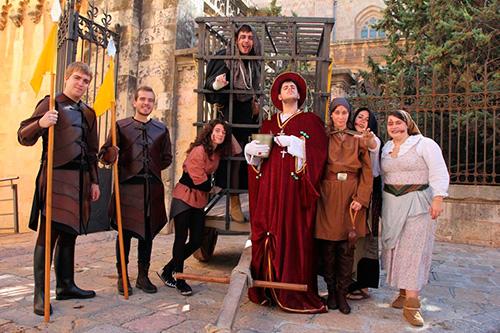 Aquelarre medieval a Tarragona