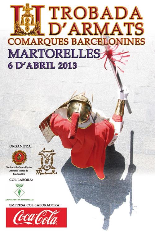 Trobada d'Armats de les Comarques Barcelonines a Martorelles