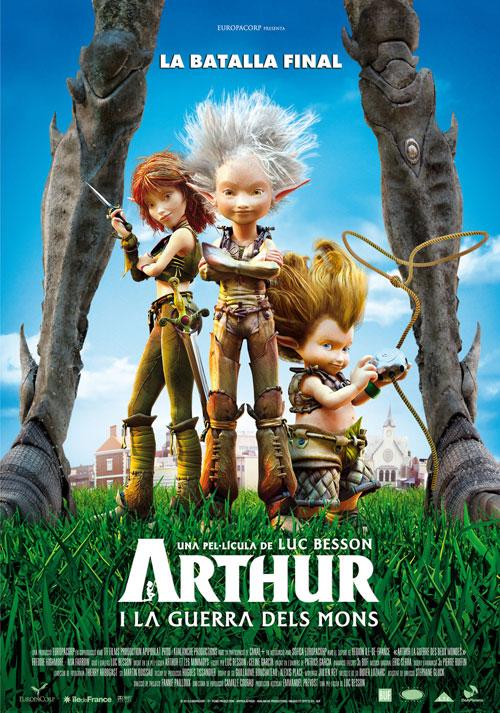 Arthur i la Guerra dels mons