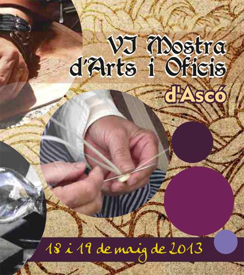 Mercat Medieval i Mostra d'Arts i Oficis a Ascó