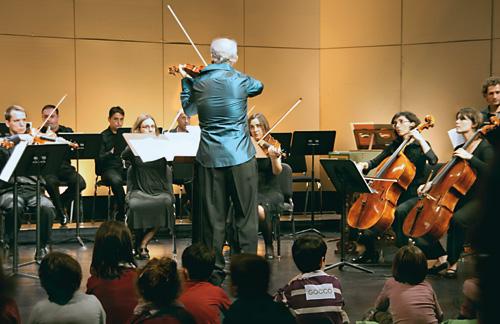 Concert familiar al Teatre Auditori de Granollers