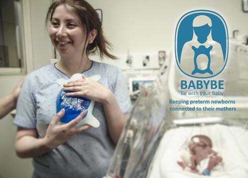 Babybe, mare biònica per a prematurs