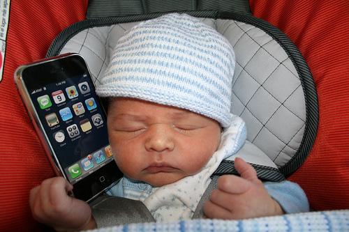 Els mals pares donen smartphones als seus fills