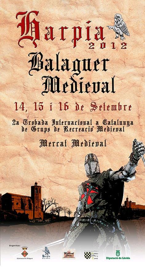 Harpia 2012: Balaguer Medieval