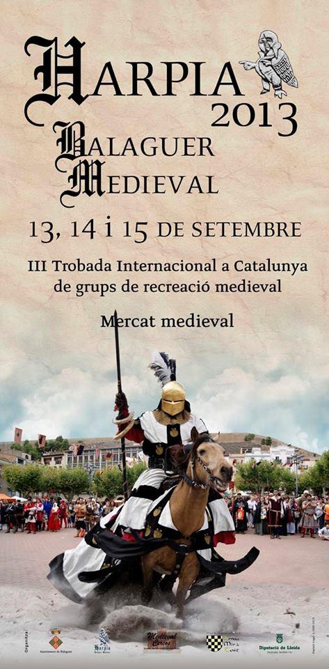 Harpia 2013 :: Balaguer Medieval