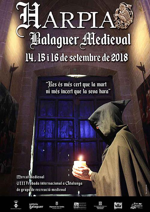 Harpia, Balaguer Medieval