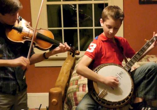 En voleu una altra de Sleepy Man Banjo Boys?