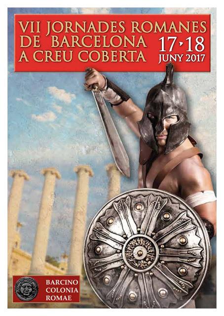 Barcino Colonia Romae, VII Jornades Romanes de Barcelona