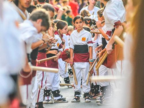 2.000 bastoners se citen a Sant Cugat en la 42a Trobada Nacional