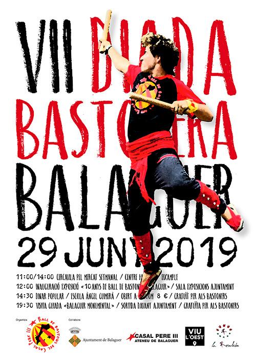 VII Diada bastonera de Balaguer
