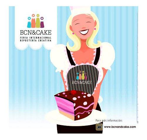 BCN and Cake Barcelona