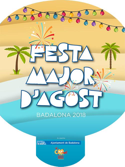 Festa Major d'Agost de Badalona