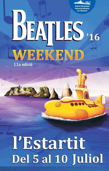 Beatles Weekend a l'Estartit