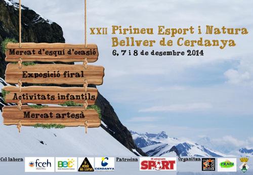Fira Pirineu Esport i Natura a Bellver de Cerdanya