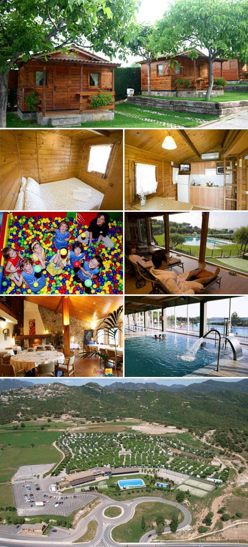 Promocions especials 2012 de Berga Resort