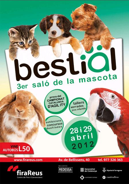 Bestial, 3er Saló de la Mascota a Reus