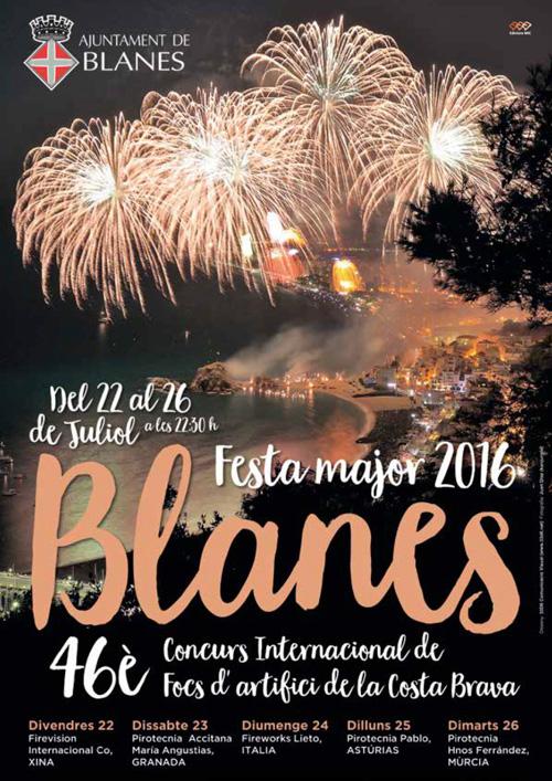 Festa Major de Santa Anna a Blanes