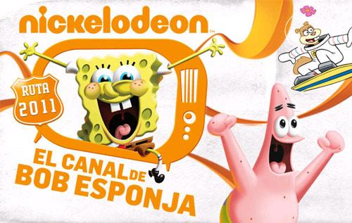 Bob Esponja a Barcelona!