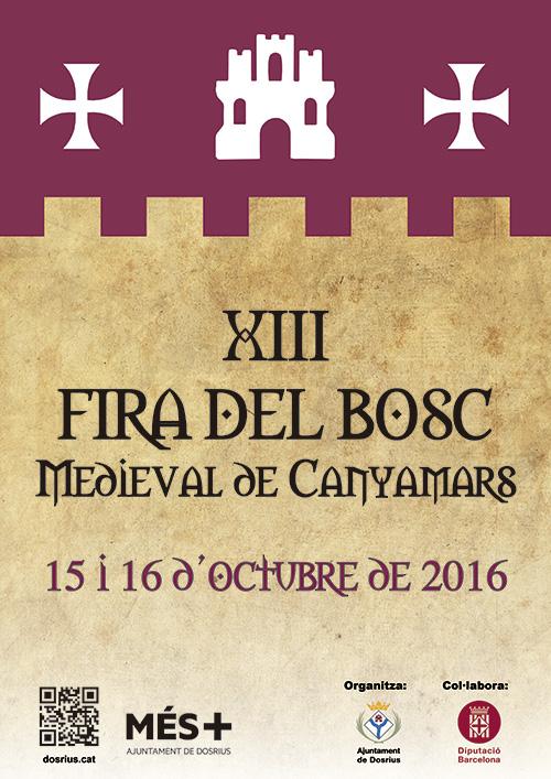 Fira del Bosc Medieval de Canyamars