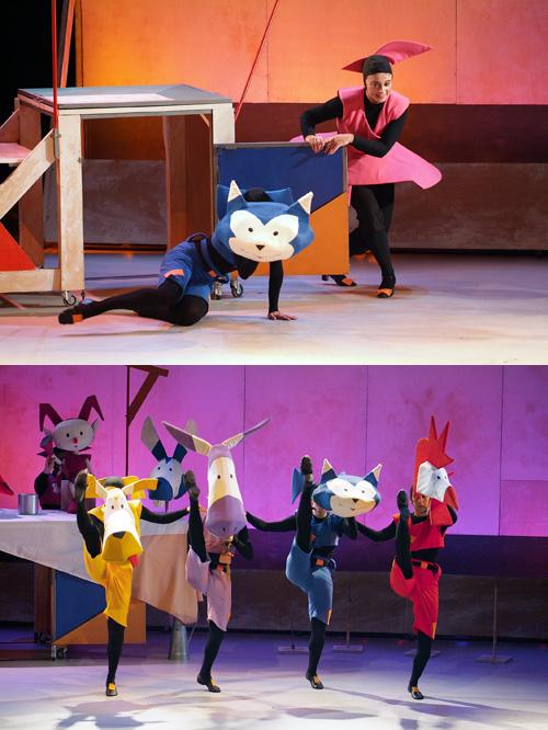 Els músics de Bremen al Gran Teatre del Liceu