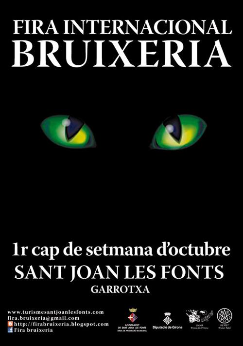 Fira Internacional de Bruixeria de Sant Joan les Fonts