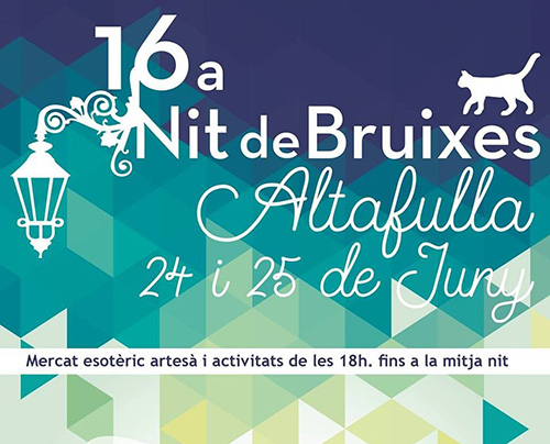 16a Nit de Bruixes d'Altafulla