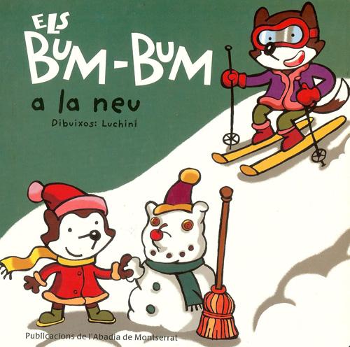 Els Bum-Bum a la neu