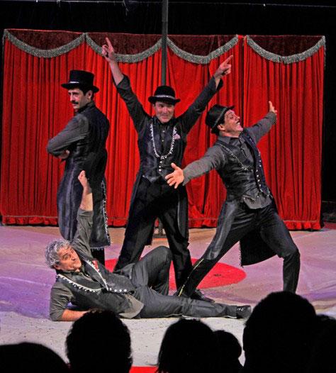 Cabaret Elegance, al Teatre Auditori Granollers