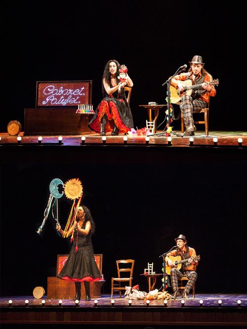 Cabaret Patufet al Casino l'Aliança Poblenou