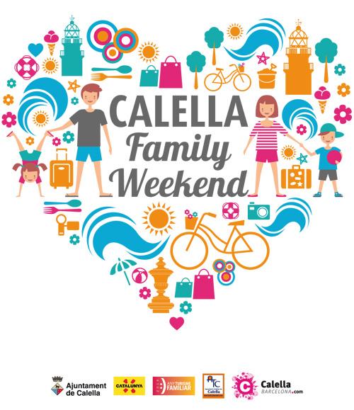 Calella Family Weekend