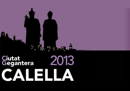 Calella Ciutat Gegantera 2013