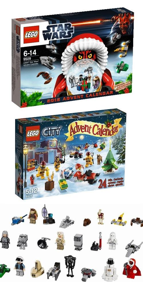 Calendaris d'Advent de Lego