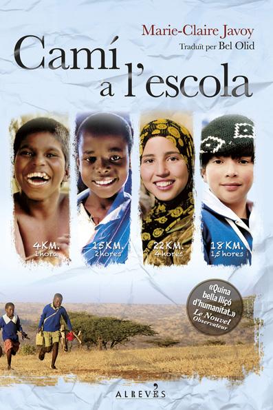 Presentació del llibre 'Camí a l'Escola'