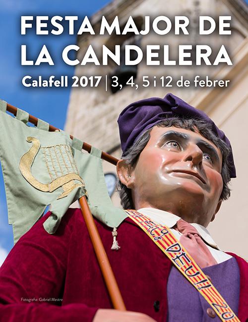 Festa Major de la Candelera a Calafell