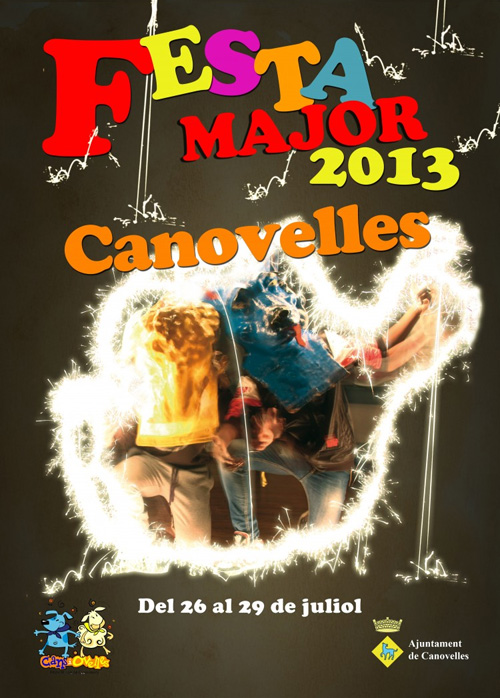 Festa Major de Canovelles 2013