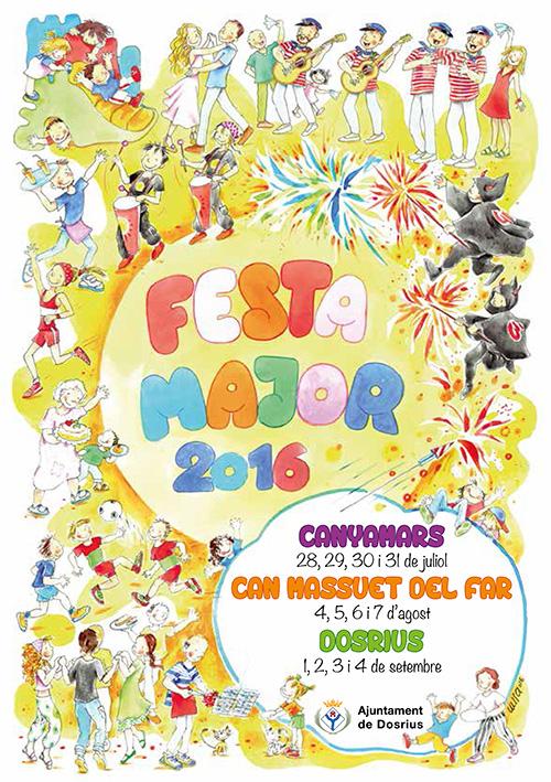Festa Major de Canyamars