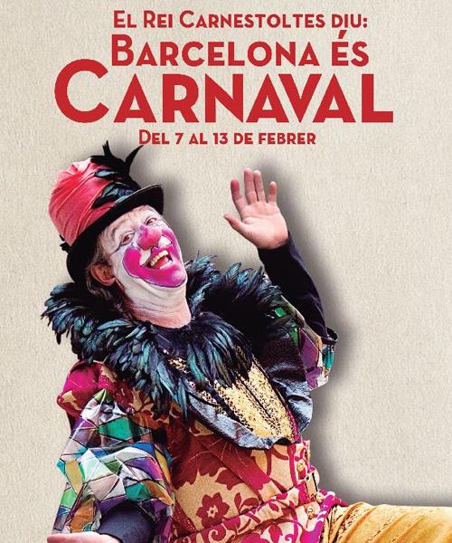 Barcelona és Carnaval!