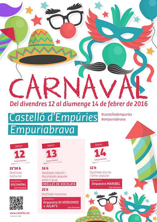 Carnaval de Castelló d'Empúries i Empuriabrava