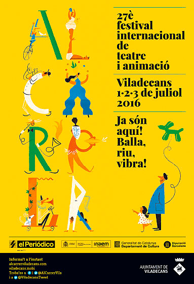 27è Festival Internacional de Teatre i Animació de Viladecans