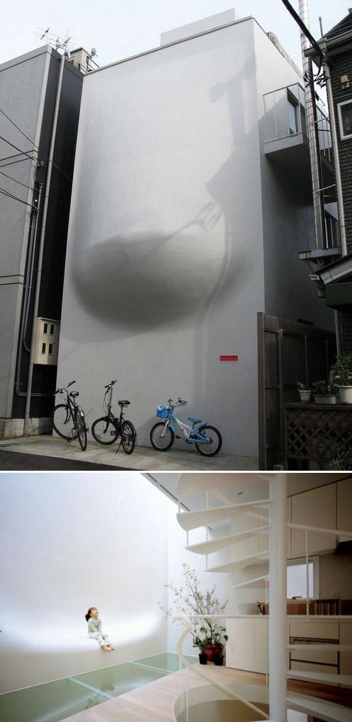 Una casa embarassada