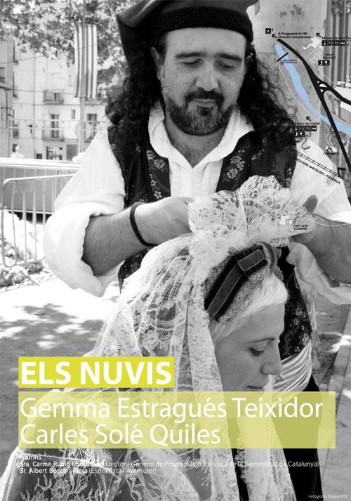 Festa Nacional de la Llana i casament a Pagès a Ripoll